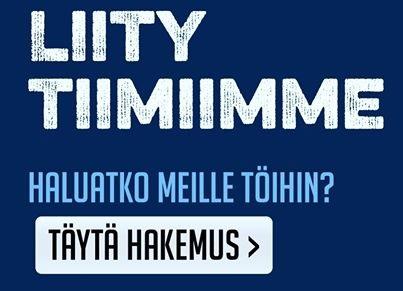 Liity Tiimiin, rekry